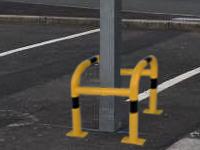 Schutz Parkplatzbeleuchtung